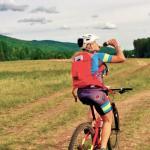 Biking at Maine Huts & Trails