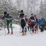 Maine Huts & Trails Nordic Ski Race