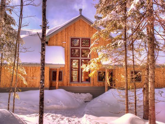 Grand Falls Hut