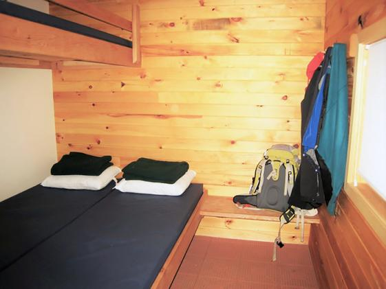 Bunkroom configuration