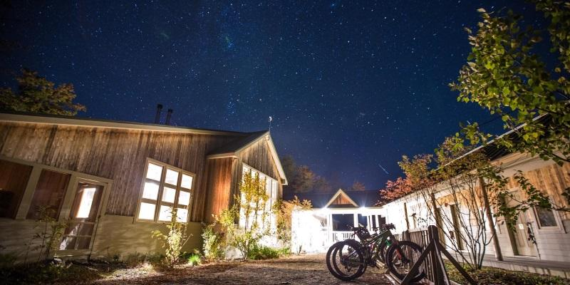 Stratton Brook Hut Summer