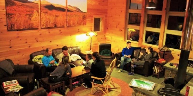 Hut to Hut in Maine