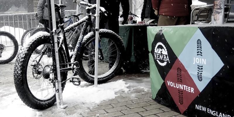 Fat bike at a Nemba event