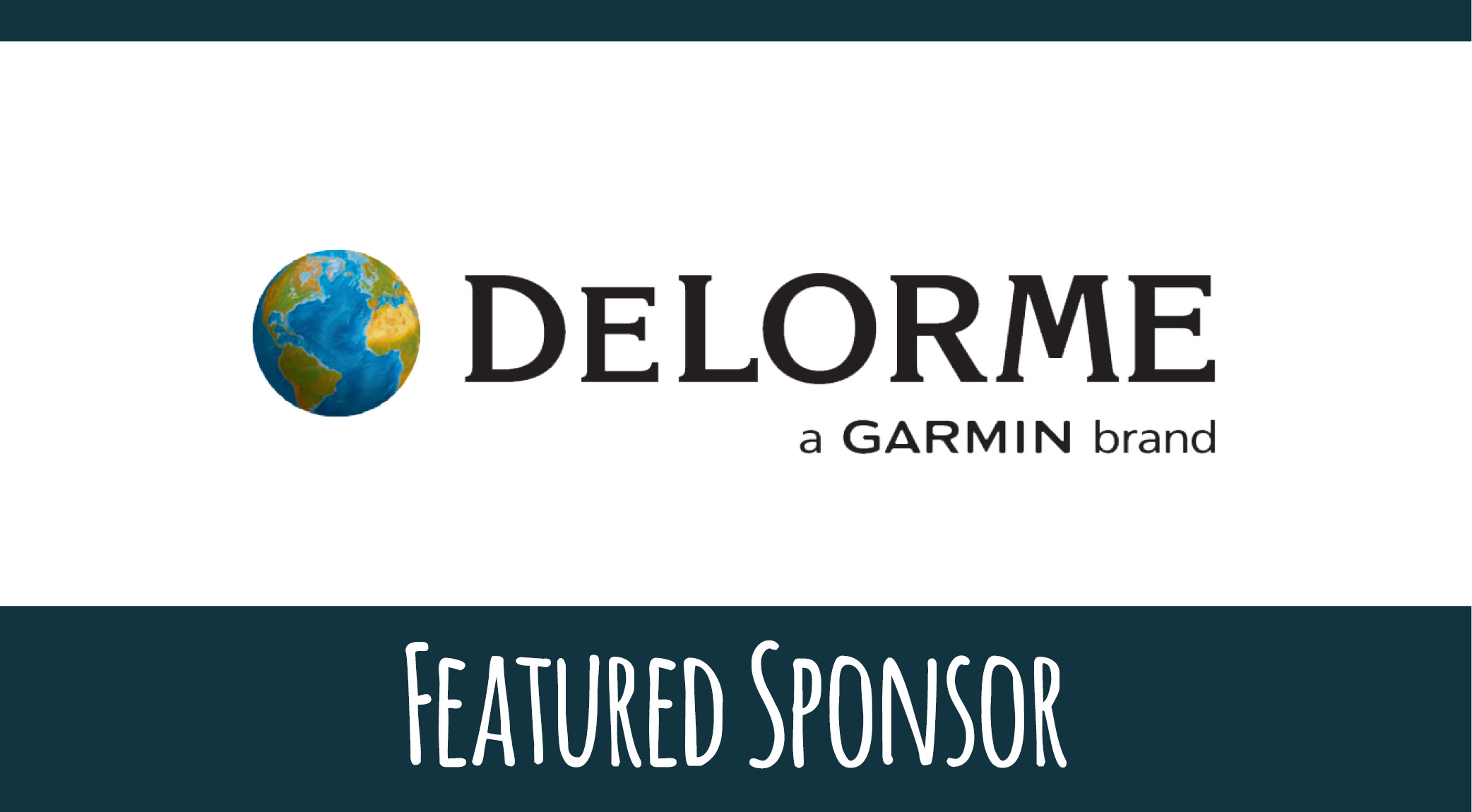Sponsor DeLorme