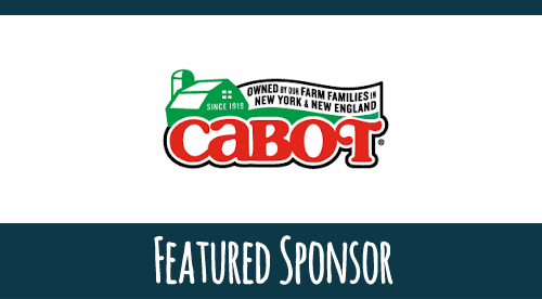 Sponsor Cabot Cheese